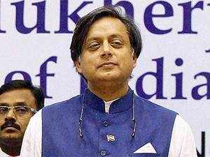 "Dr Sudhir Gupta, who is sought to be removed as head of AIIMS forensic department, has alleged ""tacit understanding"" between institute's Director and Shashi Tharoor."