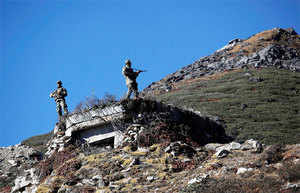 While it is not clear who carried out the attack, the ambush is one if the worst in recent times for the army in terms of casualties. (File photo)