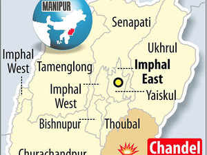 An all-out offensive was launched to trace and eliminate the militants involved in massacre of 18 army men in Manipur.