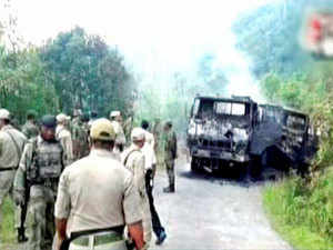 Rajnath Singh expressed his deep anguish over killing of 20 Army personnel in Manipur by militants and asserted that the sacrifice made by soldiers will not go in vain.