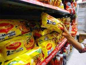 Singapore suspends sale of Maggi noodles imported from India - The