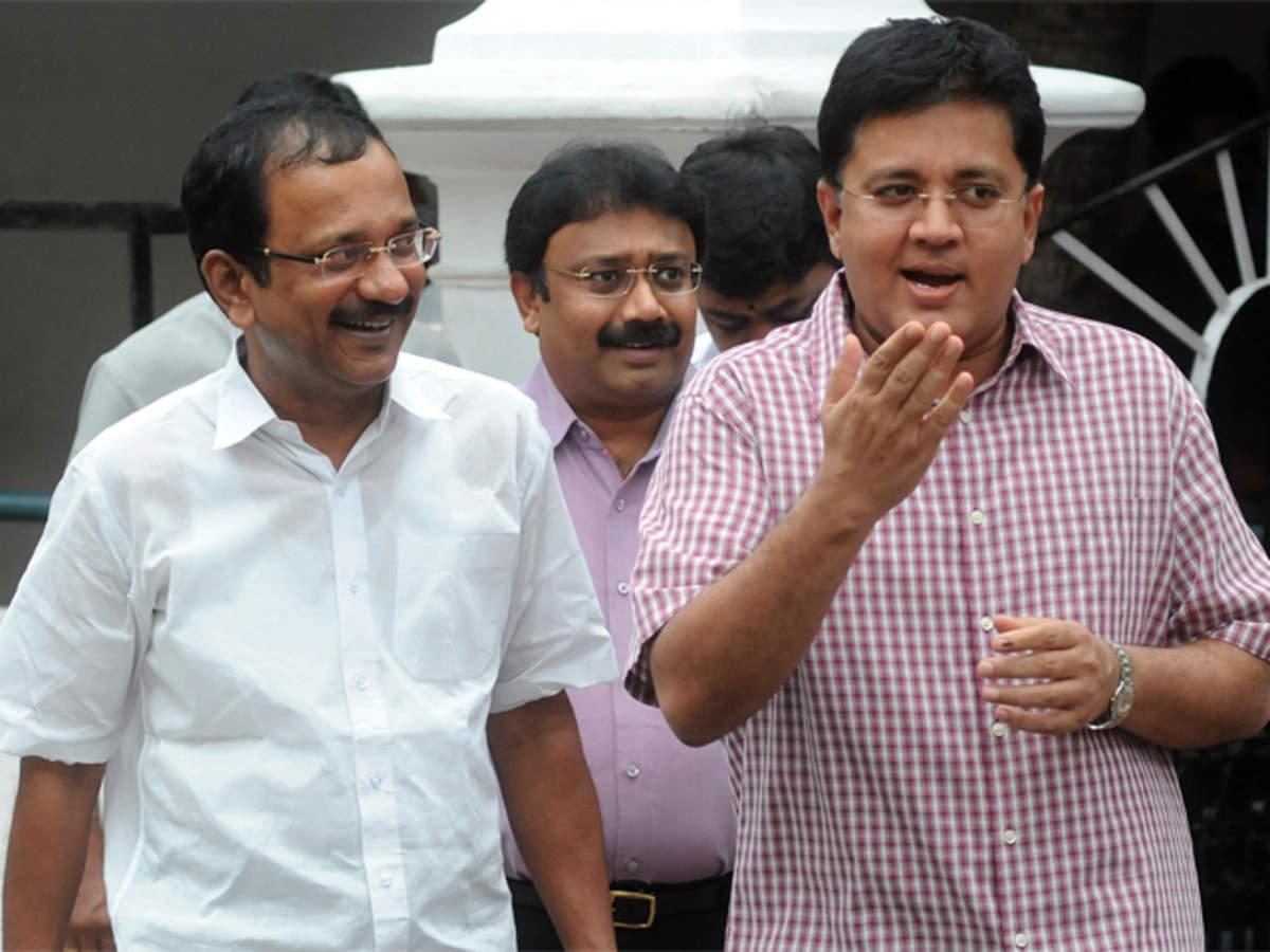 MHA denies security clearance to Kalanithi Maran-backed Sun