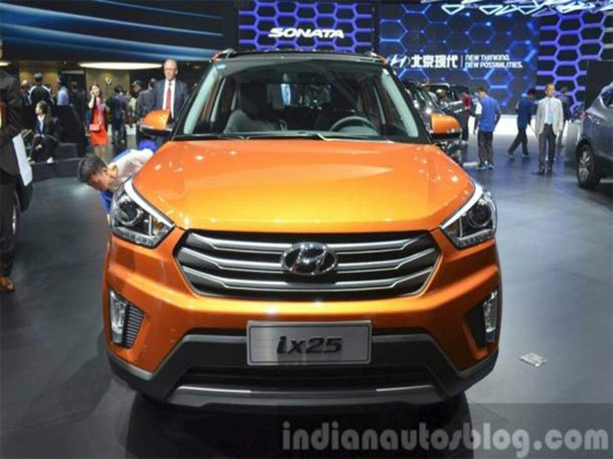 Hyundai Motor India To Advance Creta Launch By Two Months