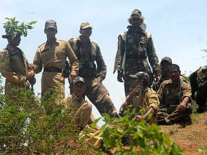 Search operations to track down insurgents continued for the third day today in the areas where army jawans were ambushed in Chandel district of Manipur.