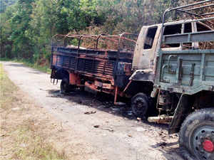 NIA has named the NSCN-K and its top three leaders in the FIR for the attack on an Army convoy in Manipur on June 4 that had left 18 armymen dead.
