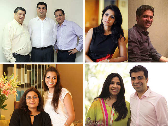 The tricky business of being siblings at work - The Economic Times