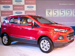 The request for quotation put out by Ford is for as many as 90,000 units a year, which is more than the number of vehicles it sells in India.