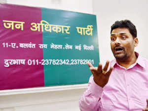 Purnea MP Pappu Yadav on Tuesday declared the formation of a new party, the Jan Adhikar Party (JAP).