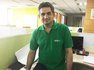 Prashant Tandon, managing director and co-founder of 1mg.com.