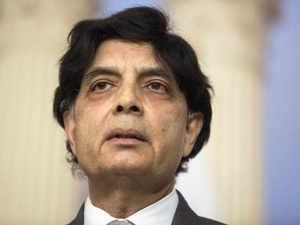 """Pakistan is not like Myanmar"", Interior Minister Nisar Ali Khan said today and warned India that his country cannot be cowed down by the threats from across the border."