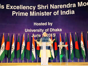 Bangladesh came out strongly in India's support, slamming Pakistan for its statement that India interfered during the 1971 political crisis.
