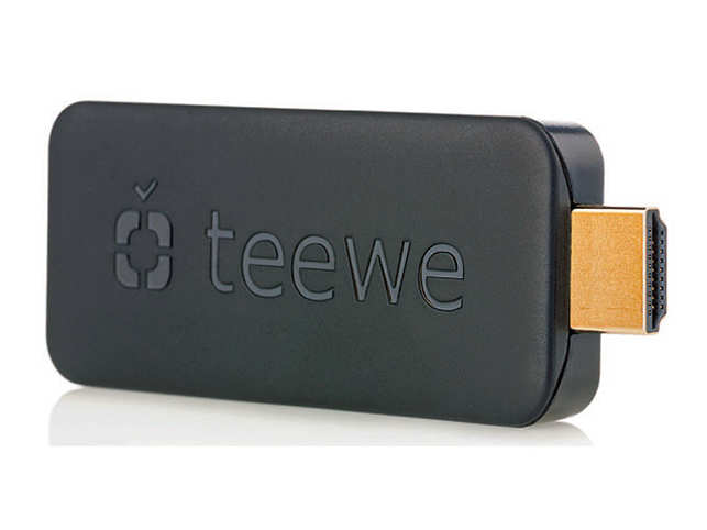 MangoManConsumer Electronics has come up with the second version of theirHDMImedia streaming dongle: and it's called theTeewe2.