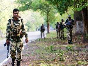 A naxal was killed and three others were arrested in a gun-battle between the ultras and the security forces in Chhattisgarh's insurgency-hit Sukma.