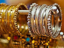 Silver also softened byRs190 toRs36,910 per kg on reducedofftakeby industrial units and coin makers.Globally, gold fell by 0.06% to $ 1,181.30 an ounce.
