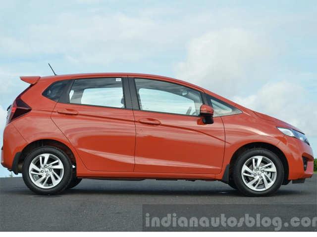 Exterior - 2015 Honda Jazz 1 5-litre diesel: First Drive
