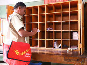 The department of posts now delivers more than two lakh ecommerce parcels daily, double of what it used to a year ago.