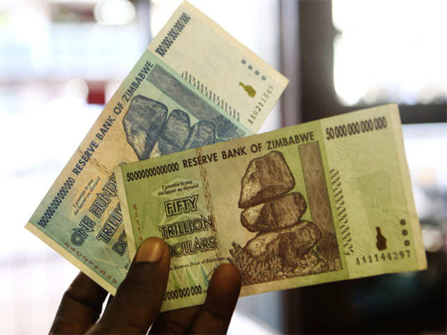 Zimbabwe Sees Its Local Currency Devalued To 1 Z 35
