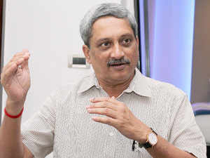 Manohar Parrikar stressed on 'zero tolerance' policy in matters of national safety and security and securing the borders is challenging.