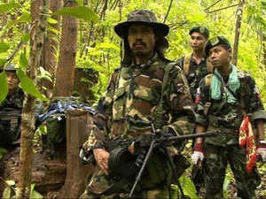 Niki Sumi (in picture) is the military advisor of NSCN (K). He is said to be the brain behind the attack and who drew up the entire conspiracy from Myanmar.