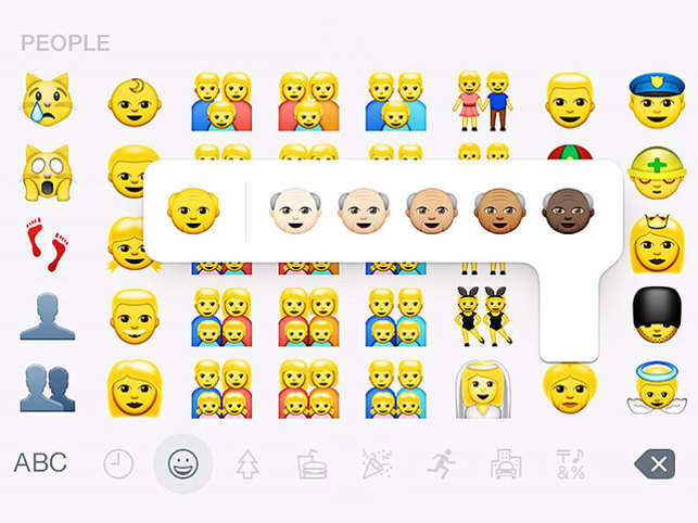 text codes for emojis