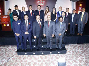Times Now recently felicitated 15 successful Indians in the Middle East, at the second edition of Arabian Indian Czars Award.