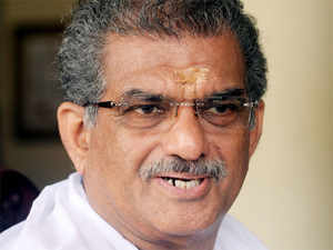 The union government had extended the invitation toHeggade, the hereditary administrator of the SriManjunatheshwaratemple atDharmasthala.