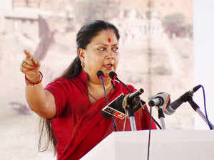 Rajasthan Chief Minister Vasundhara Raje cancelled her visit to Punjab where she would have come face-to-face with BJP president Amit Shah.