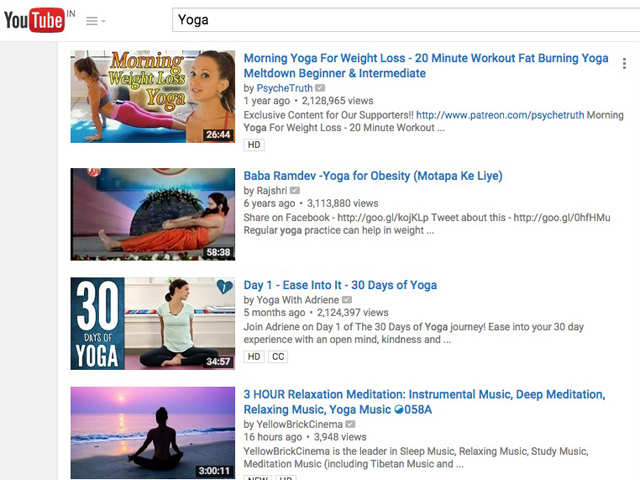 Baba Ramdev Yoga - 7 free apps to help you learn & practice