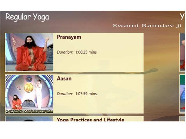 Baba Ramdev Yoga - 7 free apps to help you learn & practice