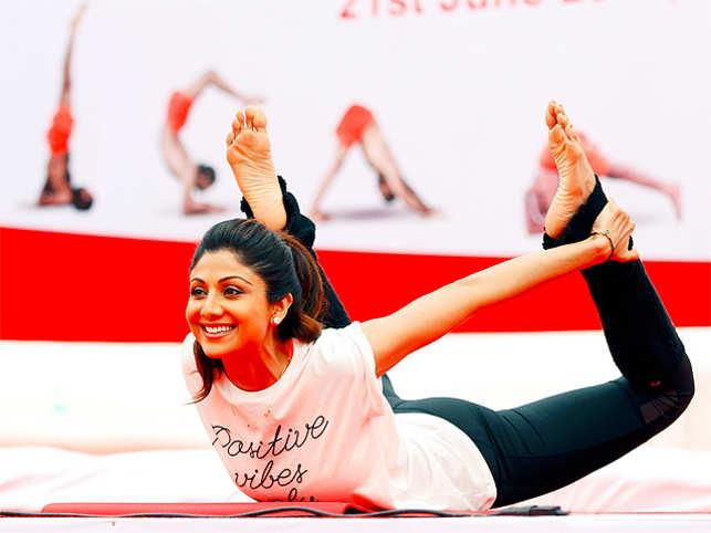 Yoga Has Nothing To Do With Religion Shilpa Shetty