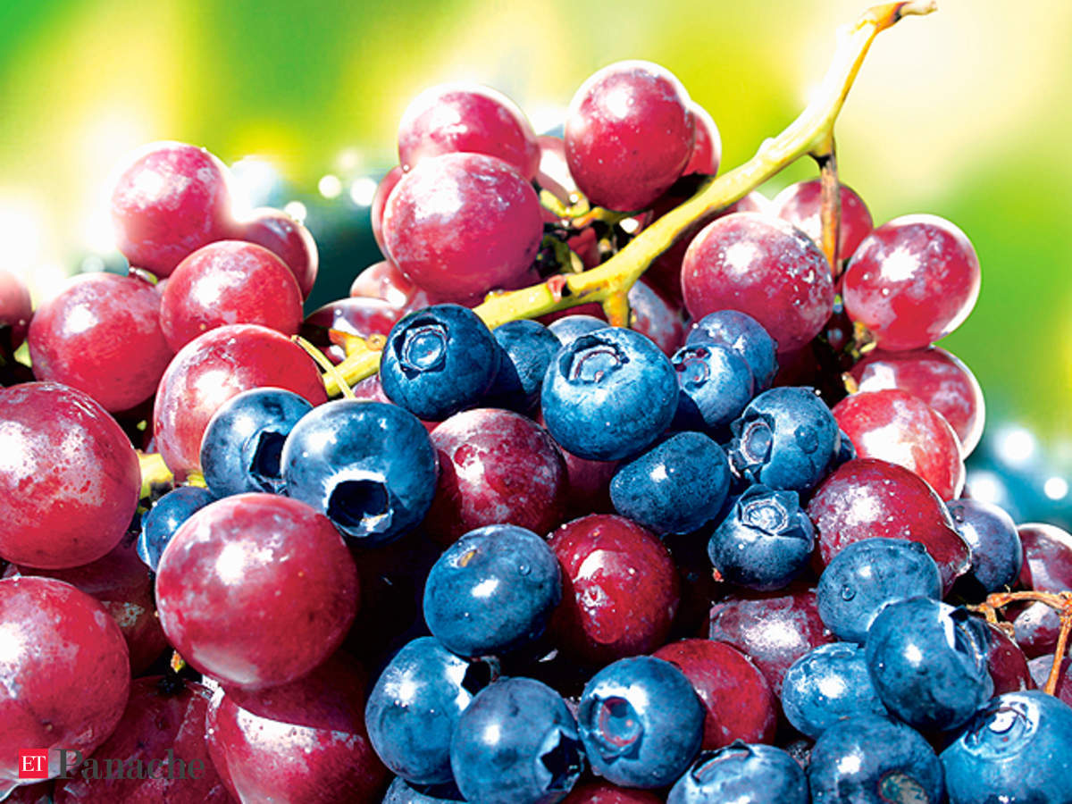 Eating Grapes Berries Daily Can Prevent Weight Gain The