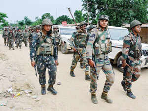 Intelligence inputs suggest that Army's continued operations in inaccessible jungles of Chirang District have forced the NDFB(S) terrorists to flee from their hideouts.