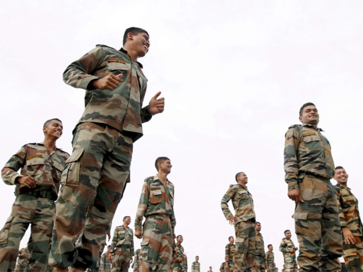 Ignou Degrees For Armed Forces Personnel Being Released The