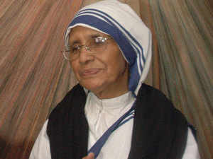 Sister Nirmala Joshi, who succeeded Mother Teresa as the head of Missionaries of Charity, died at the age of 81 on Tuesday.