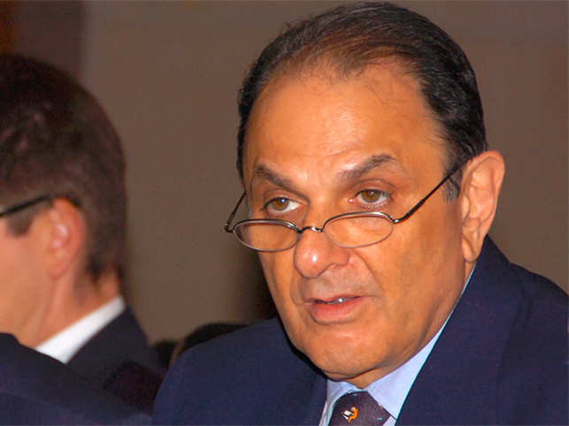 Nusli Wadia, the chairman of the Wadia group is currently in New York, taking care of his 96-year-old mother Dina Wadia, who isn't keeping well.