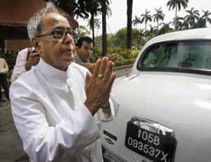 Stimulus has started showing results: Pranab Mukherjee