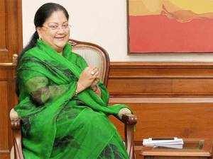 InJaipur, theBJP'sstate unit for the first time admitted onRaje'sbehalf that she had indeed signed the controversial witness statement in support ofLalitModi.