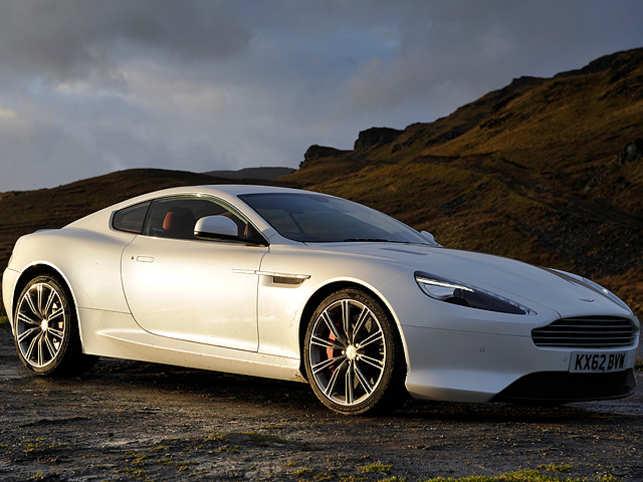 Aston Martin Vulcan Debuts At Goodwood The Economic Times