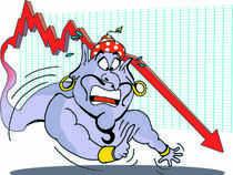 China's stock market got wrecked with the Shanghai Composite index crashing by 7.4 per cent. The market now down 19 per cent from its high.