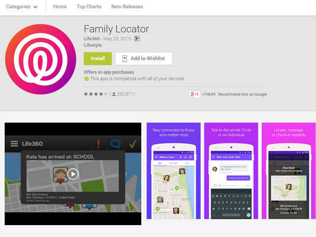 Family Locator by Life360 - Stranded alone? These 5 apps can help