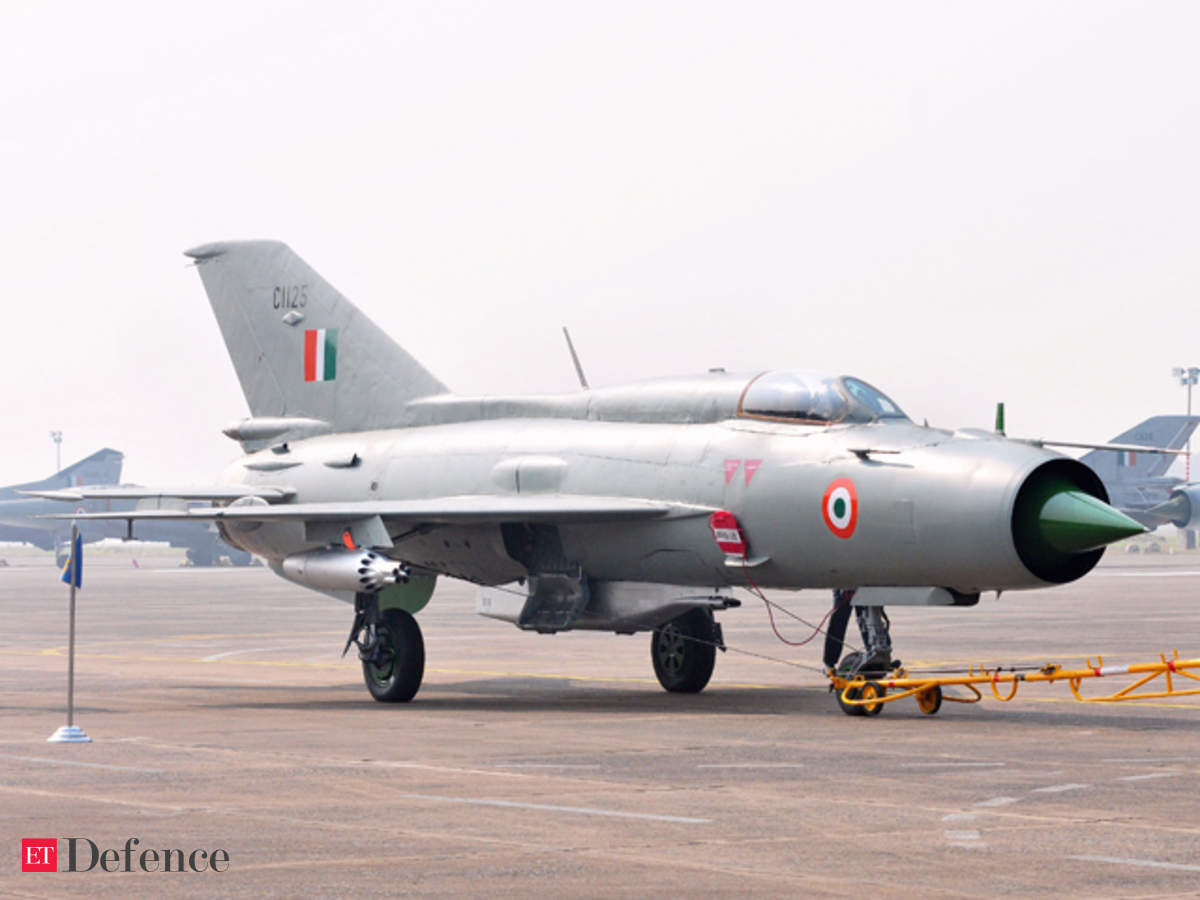 Three MiG 21, MiG 27 squadrons to be phased out by IAF this year ...