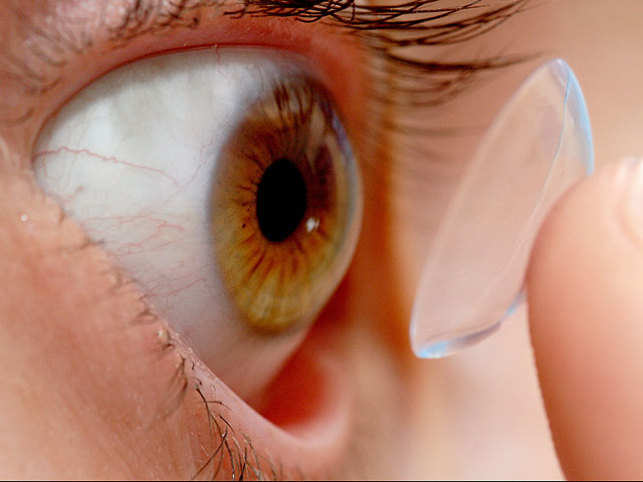 Google's smart contact lens that will measure glucose levels in diabetics by analysing their tears may be on the market before 2019. (Representative Image) (Image: Getty Images)