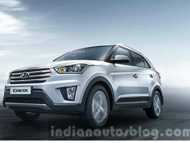 Hyundai Creta: First drive review - Hyundai Creta: First
