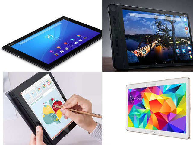 Sony Xperia Tablet Z4 - 5 Tablets With Unique Features | The