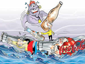 There was a time not long ago when strategic discussions between global and Indian teams of beverages giants Coca-Cola and PepsiCo mostly centred on their arch rival.