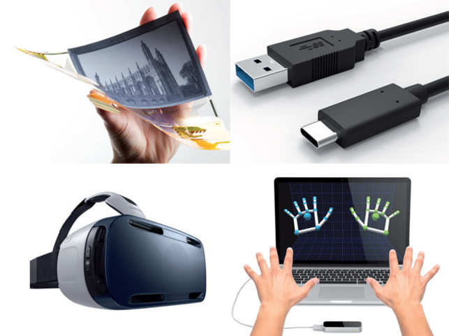 Eight technologies that will shape how we use smart devices