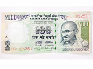 To make Indian currency less prone to counterfeiting, the Reserve Bank Of India (RBI) has started printingRs100 notes on which the last six numerals of the nine-digit currency note number will be in ascending print size from left to right.