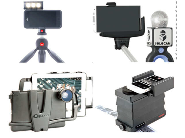 Six quirky photo accessories for shutterbugs the for Quirky accessories
