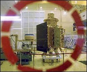 Launch of shuttle Endeavour