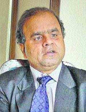 U C Sarangi, NABARD Chairman